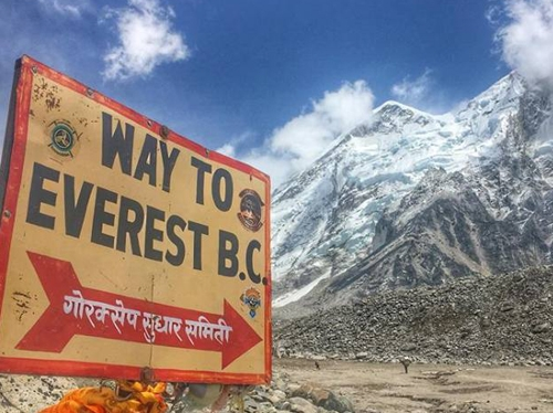 Acute Mountain Sickness ( AMS) in Nepal