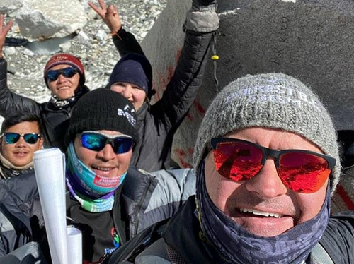 From New Zealand to Everest Base Camp: Excellent Company