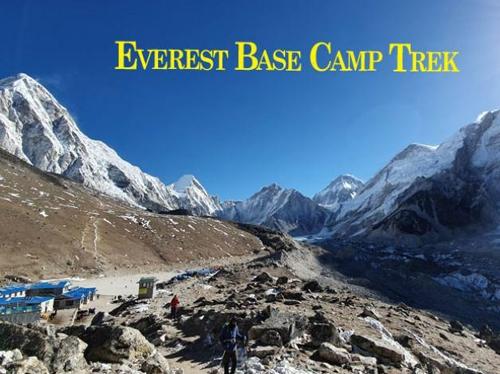 Mount Everest Base Camp Trekking in Nepal- Complete Details