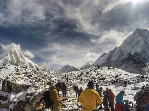 Nepal Everest Base Camp Trek in May