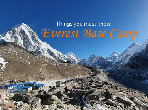 The Top Most Asked Questions Everest Base Camp Trek