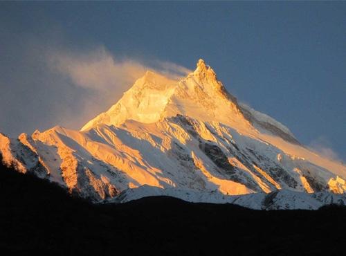 Manaslu Region Trekking