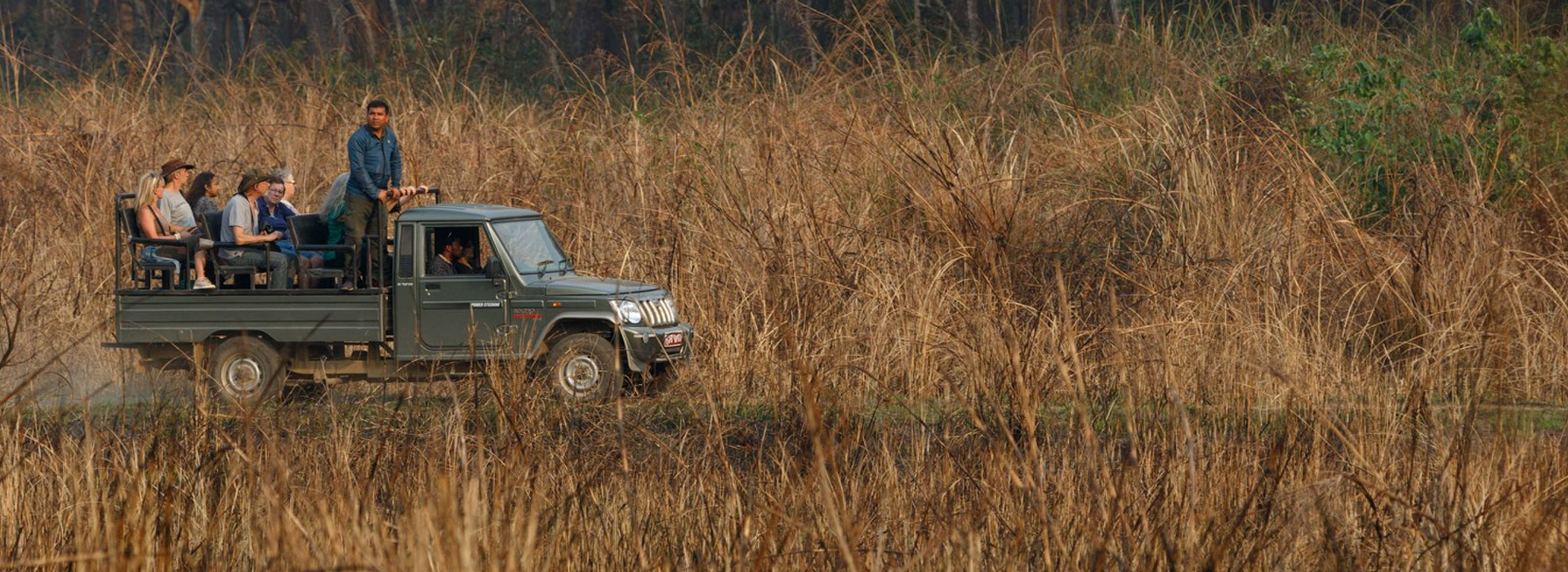 Chitwan National Park (4 days 3 nights package)