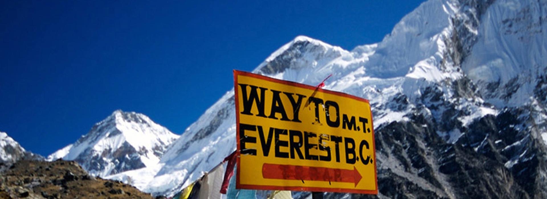 Easy Everest View Trek