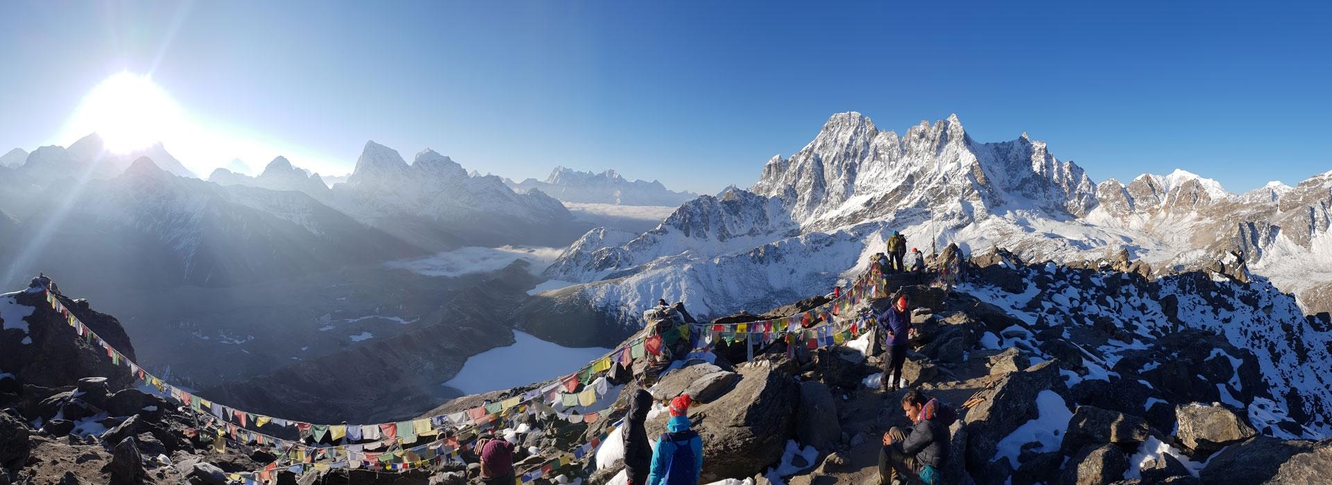 Everest Base Camp Gokyo Lake Trek