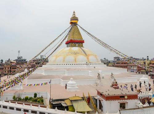 Buddhist Pilgrimage Tour in Nepal