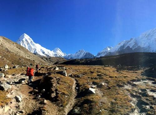 Classic Everest Base Camp Trekking via Jiri