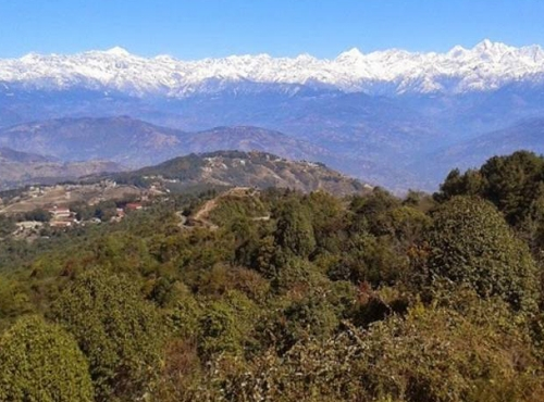 Day Trip Nagarkot Hiking