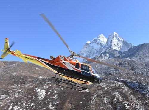 Everest Baes Camp Heli Tour