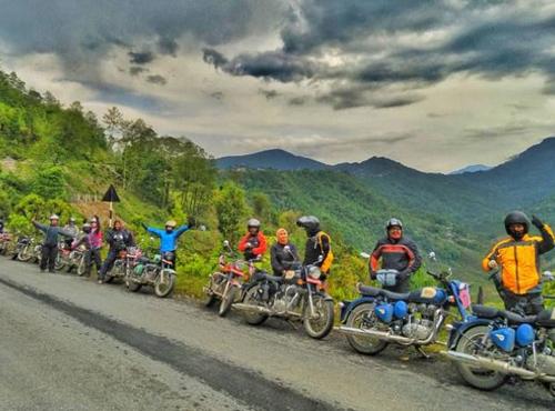 Motorbike Trip to Mustang Nepal