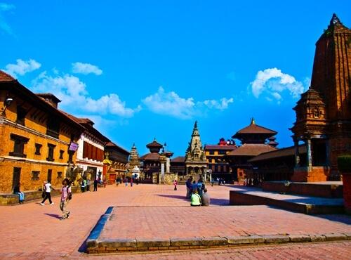 Scenic Nepal Family Tour