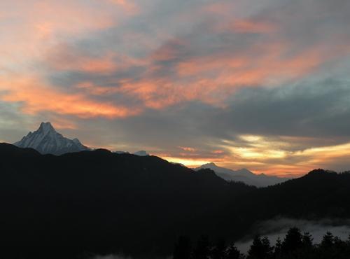 Short Annapurna Base Camp Trekking in Nepal